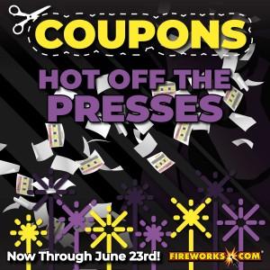 Phantom Fireworks - Coupon Promo