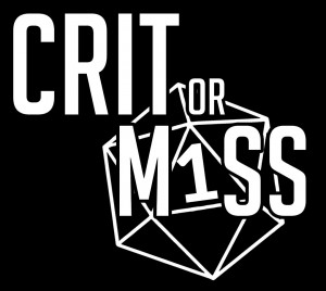 Crit or Miss - YouTube Show Logo