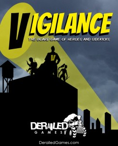 Vigilance Game Poster