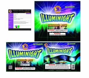 Phantom Fireworks - Illuminight