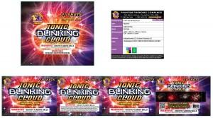 Phantom Fireworks - Ionic Blinking Cloud
