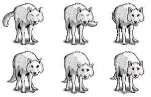Pet Ghost - Ghost Sprite Sheet