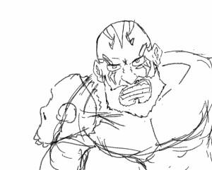 CR Grog Sketch