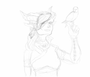 Neha-sketch