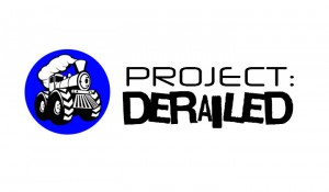Project Derailed Logo