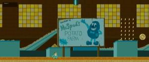 Because Potatoes - Game Screenhot -GMTK Jam 2018