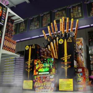 Phantom Fireworks Game of Thrones 1