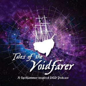 Tales of the Voidfarer Logo