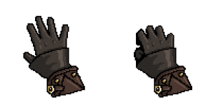 Pet Ghost - Jon Hand Sprites